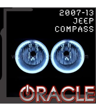 Oracle Lighting 2007-2013 Jeep Compass ORACLE Fog Light Halo Kit