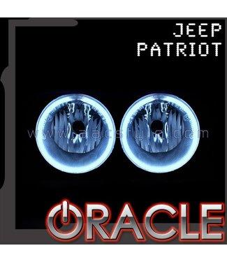Oracle Lighting 2007-2010 Jeep Patriot ORACLE Fog Light Halo Kit