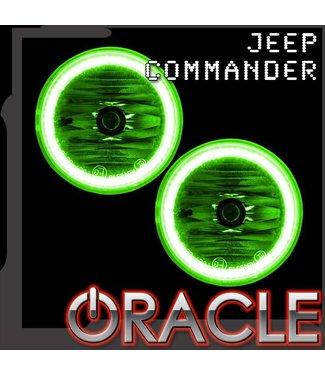Oracle Lighting 2006-2010 Jeep Commander ORACLE Fog Light Halo Kit