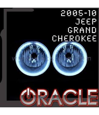 Oracle Lighting 2005-2010 Jeep Grand Cherokee ORACLE Fog Light Halo Kit