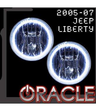 Oracle Lighting 2005-2007 Jeep Liberty ORACLE Fog Light Halo Kit