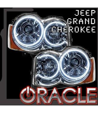 Oracle Lighting 2008-2010 Jeep Grand Cherokee ORACLE Halo Kit