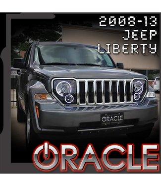Oracle Lighting 2008-2013 Jeep Liberty ORACLE Halo Kit