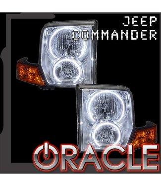Oracle Lighting 2006-2010 Jeep Commander ORACLE Halo Kit