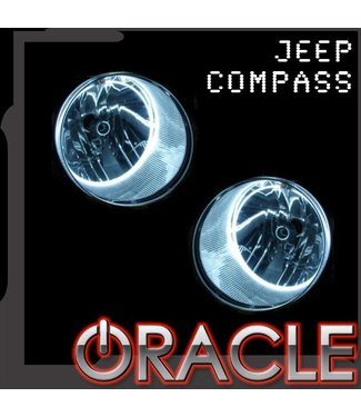 Oracle Lighting 2007-2010 Jeep Compass ORACLE Halo Kit