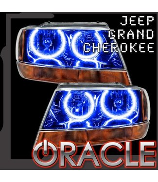 Oracle Lighting 1999-2004 Jeep Grand Cherokee ORACLE Halo Kit