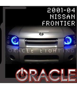 Oracle Lighting 2001-2004 Nissan Frontier ORACLE Halo Kit