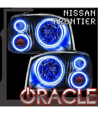 Oracle Lighting 2001-2004 Nissan Frontier ORACLE Triple Halo Kit