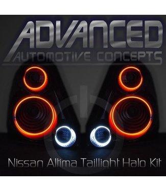 Oracle Lighting 2002-2006 Nissan Altima Sedan ORACLE Tail Light Halo Kit
