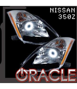 Oracle Lighting 2003-2005 Nissan 350 Z ORACLE Halo Kit