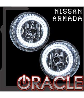Oracle Lighting 2004-2007 Nissan Armada ORACLE Fog Light Halo Kit