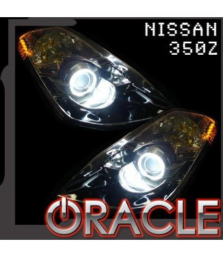 Oracle Lighting 2006-2011 Nissan 350 Z ORACLE Halo Kit