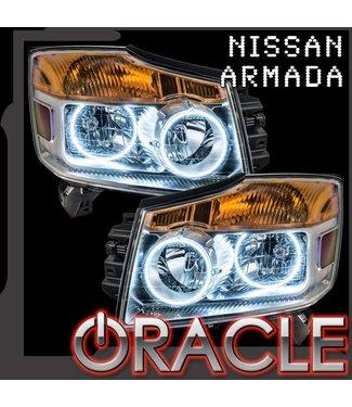 Oracle Lighting 2008-2015 Nissan Armada ORACLE Halo Kit