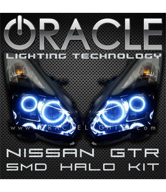 Oracle Lighting 2009-2013 Nissan GT-R ORACLE Halo Kit