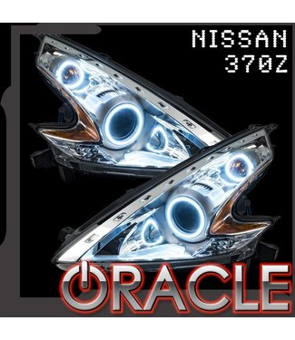 Oracle Lighting 2009-2017 Nissan 370 Z ORACLE Dual Halo Kit
