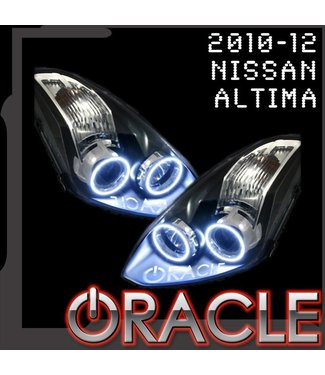 Oracle Lighting 2010-2012 Nissan Altima Coupe ORACLE Halo Kit
