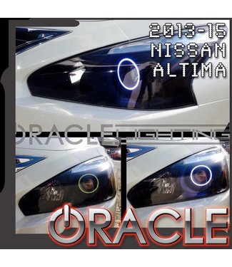 Oracle Lighting 2013-2015 Nissan Altima Sedan (5th Gen) ORACLE Halo Kit