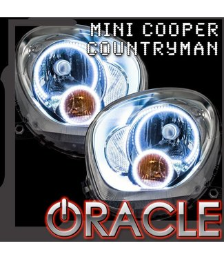 Oracle Lighting 2011-2015 Mini Cooper Countryman ORACLE Halo Kit