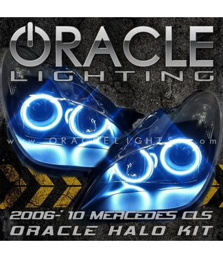 Oracle Lighting 2004-2010 Mercedes CLS (W219) ORACLE Halo Kit