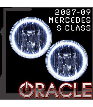 Oracle Lighting 2007-2009 Mercedes S-Class ORACLE Fog Light Halo Kit