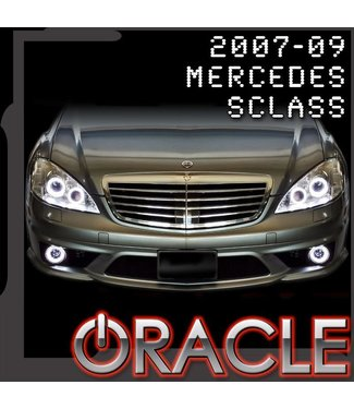 Oracle Lighting 2007-2009 Mercedes S-Class ORACLE Halo Kit