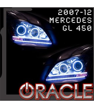 Oracle Lighting 2007-2012 Mercedes GL 450 ORACLE Halo Kit