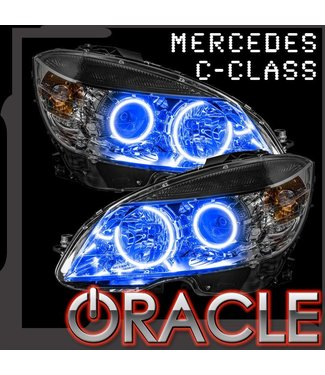 Oracle Lighting 2008-2011 Mercedes C-Class (W204) ORACLE Halo Kit