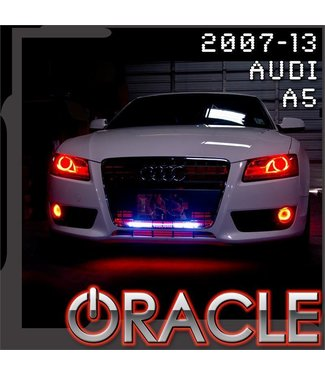 Oracle Lighting 2007-2013 Audi A5 ORACLE Halo Kit