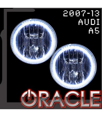 Oracle Lighting 2007-2013 Audi A5 ORACLE Fog Light Halo Kit