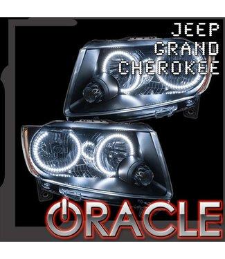 Oracle Lighting 2011-2013 Jeep Grand Cherokee ORACLE Halo Kit