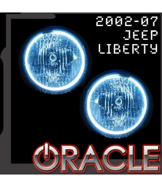 Oracle Lighting 2002-2007 Jeep Liberty ORACLE Halo Kit