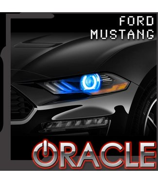 Oracle Lighting Ford Mustang 2018-2019 ORACLE LED Halo Kit
