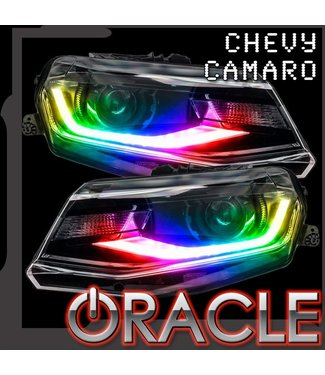 Oracle Lighting Chevrolet Camaro 2016-2018 ORACLE Dynamic ColorSHIFT DRL