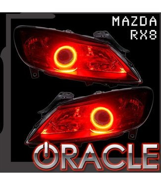 Oracle Lighting 2009-2011 Mazda RX-8 ORACLE ColorSHIFT Halo Kit