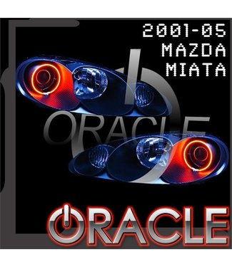 Oracle Lighting 2001-2005 Mazda Miata ORACLE LED Halo Kit