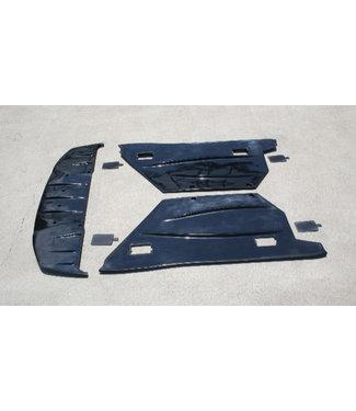 RK Design Side Splitter Panels for Abarth 124 Spider