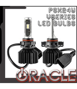 Oracle Lighting ORACLE PSX24W - VSeries LED Headlight Bulb Conversion Kit