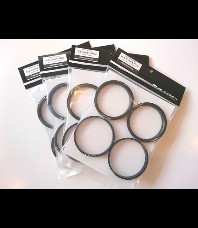 RK Design Forged Aluminium Hub Center Ring