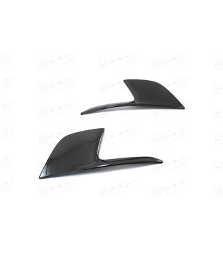 Koshi Group Porsche 992 Rear Diffuser Flaps Cover