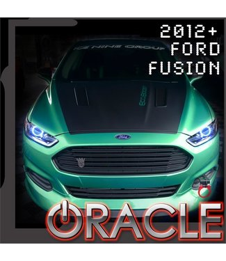 Oracle Lighting 2012-2017 Ford Fusion ORACLE Halo Kit