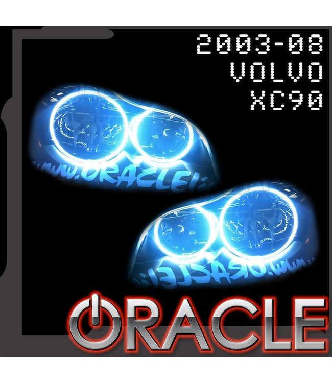 Oracle Lighting 2003-2008 Volvo XC90 ORACLE LED Halo Kit