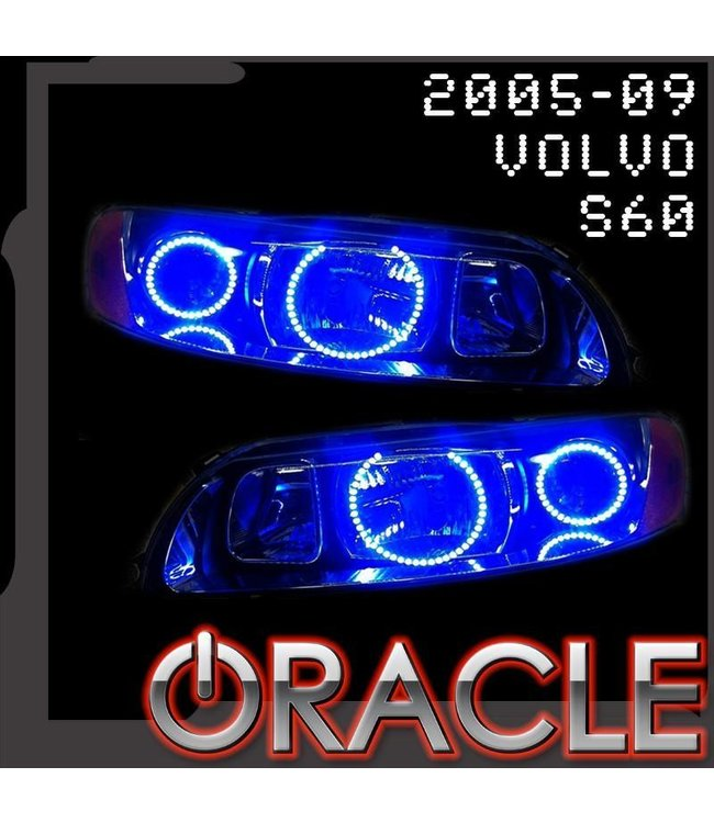 Oracle Lighting 2005-2009 Volvo S60 ORACLE LED Halo Kit