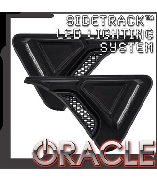 Oracle Lighting ORACLE Sidetrack™ LED Lighting System For Jeep Wrangler JK