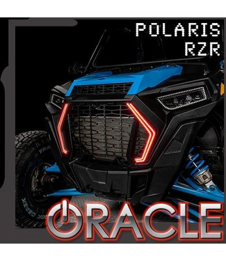 Oracle Lighting 2019-2021 Polaris RZR 1000 ORACLE Dynamic ColorSHIFT Surface Mount DRL Signature Light