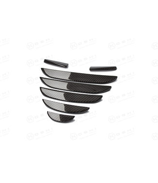 Koshi Group Alfa Romeo MiTo Grille Cover
