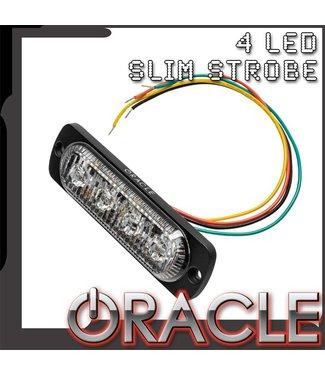 Oracle Lighting ORACLE 4 LED Dual Color Slim Strobe