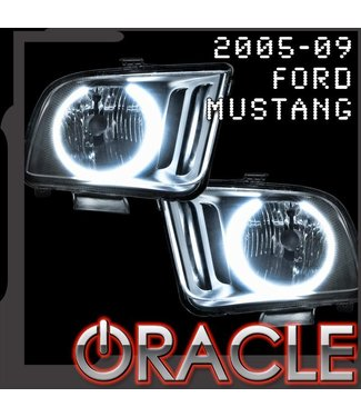 Oracle Lighting Ford Mustang 2005-2009 ORACLE LED Halo Kit