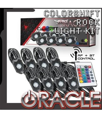 Oracle Lighting ORACLE ColorSHIFT Underbody Wheel Well Rock Light Kit
