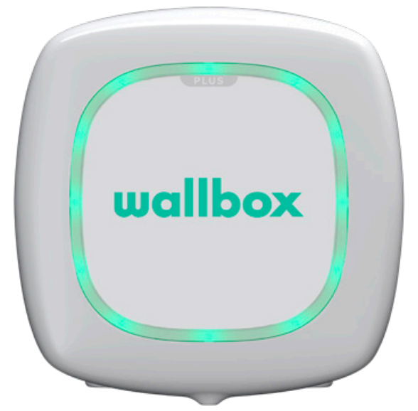 Wallbox status groen