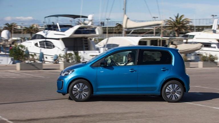 Volkswagen e-Up! van de 2e generatie (vanaf 2019)